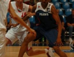 """Сандрин Груда бе определена за """"Млад състезател"""" на 2006 година"""