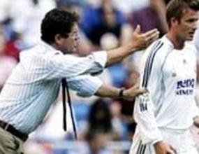 Реал не иска да пусне Бекъм преди изтичането на договора му