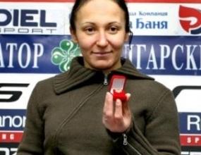 Евгения Раданова: Целта за Световното е влизане в тройката