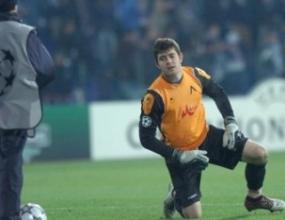 Тодор Батков: Митрев е титулярният вратар на Левски