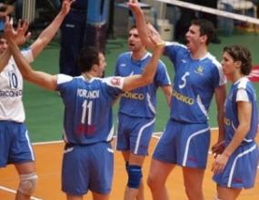 Красимир Гайдарски си осигури трофея за блокировач №1 в Шампионската лига