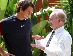 Легендарният Род Лейвър: Няма по-добър от Федерер