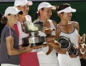 Блек и Хубер взеха титлата при двойките на Australian Open