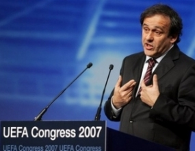 Избраха Платини за президент на УЕФА