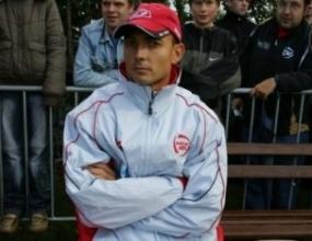 Станислав Ангелов с контузия, тренира отделно