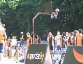 Над 2 700 деца се състезаваха във второто Държавно първенство по стрийтбол vivatel cup