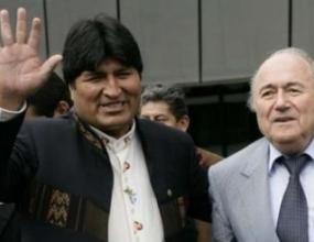 ФИФА разреши мачовете в Боливия