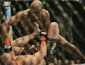 Силва и Шерк бият в UFC