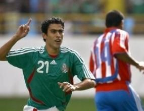Мексико сложи шестица на Парагвай и е на 1/2 финал
