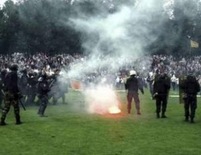 Ръководството на Легия в шок от инцидентите във Вилнюс