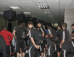 Футболисти и треньори на шопингтур