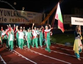 България с два сребърни и три бронзови медала от първите Черноморски игри