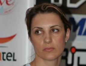 Албена Брънзова: Очарована съм от отбора