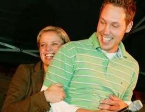 Ким Клайстерс очаква дете