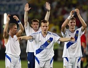 Динамо (Киев) взе Суперкупата на Украйна