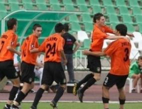 Камбон дебютира за Литекс срещу Стяуа