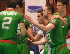 България изравни на Бразилия до 1:1 гейма