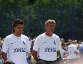 Благой Георгиев вкара първия си гол за Дуисбург