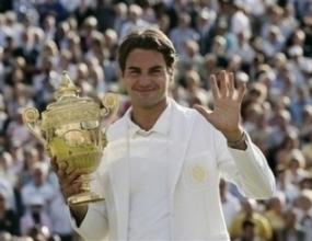 """Федерер с пети пореден успех на """"Уимбълдън"""""""