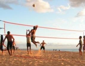 Албена посреща третия турнир по плажен волейбол - формат 3x3