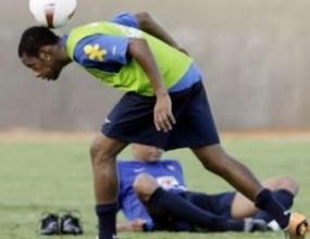 Робиньо: С Шустер дори физическата подготовка е с топка