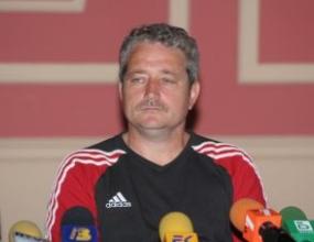Ферарио Спасов: Играхме добре, но трябва да изчистим грешките в защита