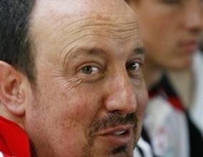 Бенитес доволен от жребия за Шампионската лига