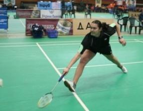 Във Варна с два турнира беше отбелязана 40-годишнината на бадминтона в България