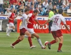 Съперникът на Локо (Сф) загуби и във втория кръг на румънското футболно първенство