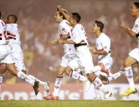 Сао Пауло излезе начело в бразилското футболно първенство