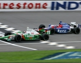 Тони Канаан с трета победа в Индикар