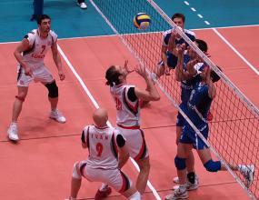 Програма за първата фаза на мъжкото първенство по волейбол