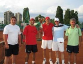 Любо Пенев амбициран да спечели тенис турнир