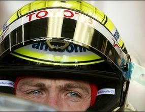 Ралф Шумахер е щастлив от класирането си