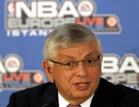 Стърн обмисля част от програмата на НБА да се пренесе в Европа
