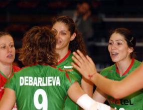 Волейболистките срещат Белгия, Словакия, Беларус и Румъния на олимпийска квалификация