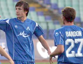 Бардон-Тасевски-Бардон, 3:1 срещу Видима