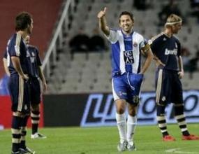Еспаньол нанесе първа загуба на Реал (Мадрид)