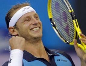 Налбандян триумфира в Мадрид след успех над Федерер