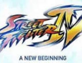 Street Fighter IV  - A NEW BEGINNING