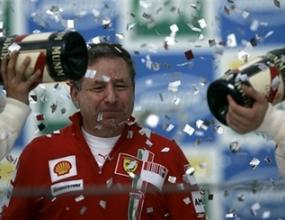 Тод: Ферари ще се поучи от грешките си през 2007 г.