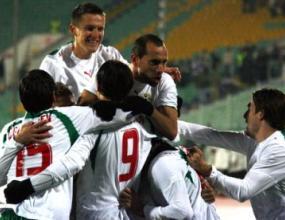 България с шанс за втора урна при победа в Словения
