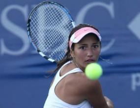 Александрина Найденова дебютира на турнир на WTA