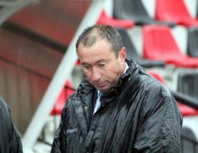 Мъри: Левски няма да промени начина си на игра