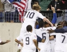 САЩ се класира на Олимпиадата след класическа победа над Канада