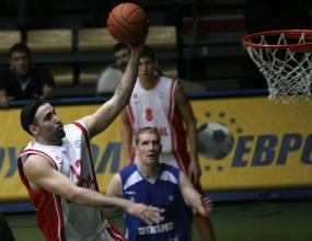 Лукойл Академик стигна очаквано до 1/2 - финал за Купата на България