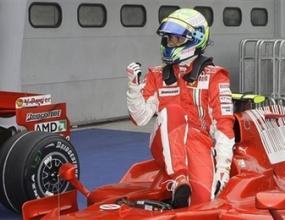 Първа редица за Ферари, Маса с пол-позишън в Малайзия