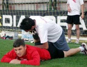 Здравко Лазаров вкара на Локомотив (Москва)