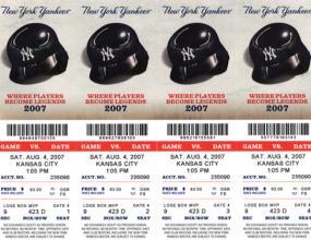 """$2500 за билет за """"Янки Стейдиъм"""" през 2009 г."""