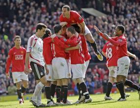 Манчестър Юнайтед с нова победа над Ливърпул